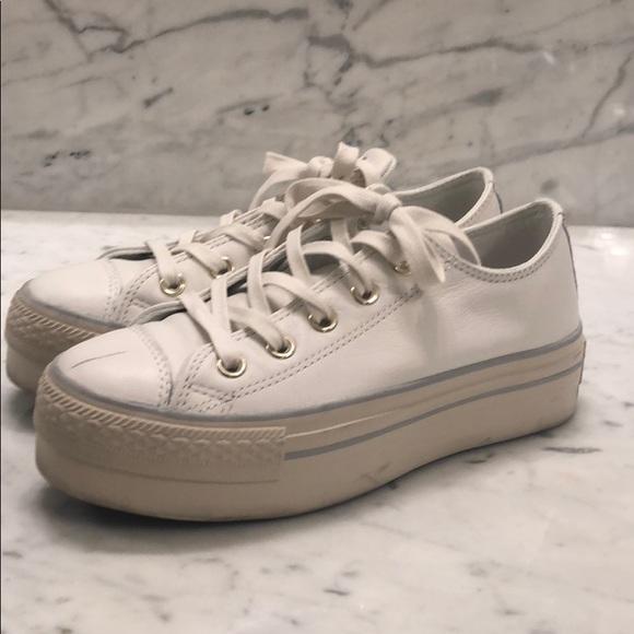 Converse Shoes - Converse platform sneakers e90c4cf9dd6